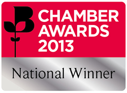 Chambers Marketing campaign of the Year